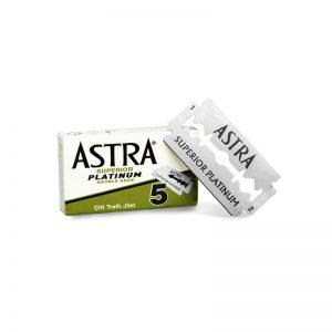Astra Scheermesjes Superior Platinum Double Edge 5 stuks