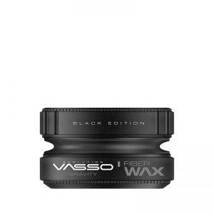 Vasso Fiber Wax Gravity | Black Edition 150 ml