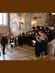 Uropførelse ved festival-gudstjeneste med Viborg Domkirkes kor