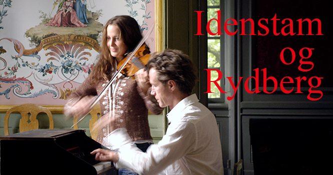 Gunnar Idenstam og Lisa Rydberg
