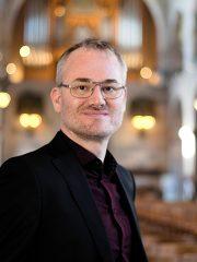 Domorganist Morten Ladehoff italiensk musik