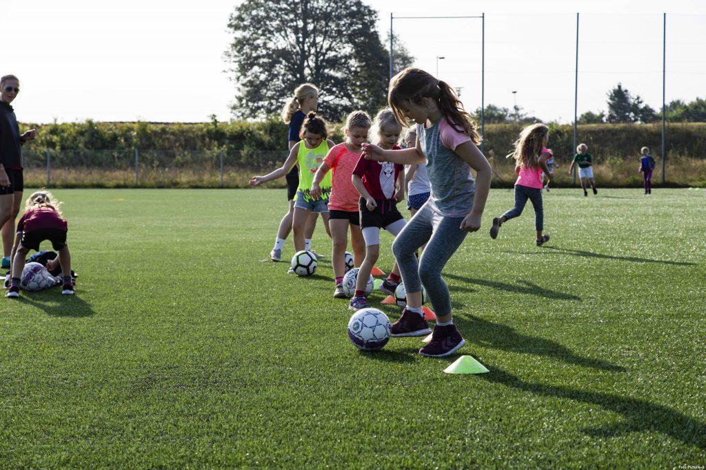 Pigefodbold projektet fortsættes