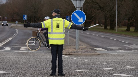 Bliv trafikofficial og gør en forskel
