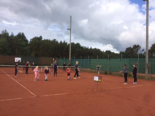 15 nye unge tennisspillere