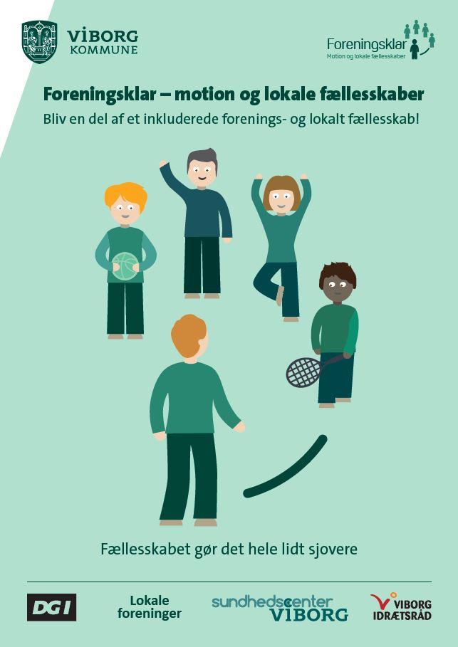 Projekt Foreningsklar – motion og lokale fællesskaber