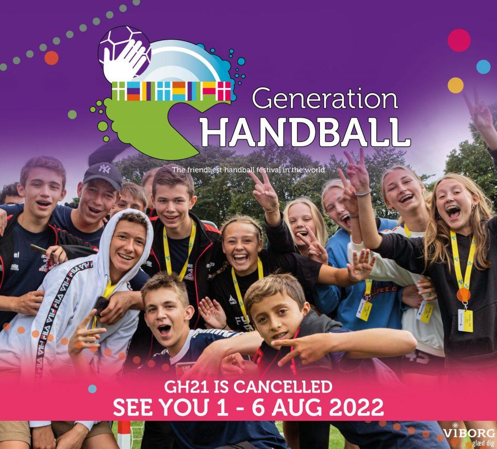 Generation Handball 2021 aflyses
