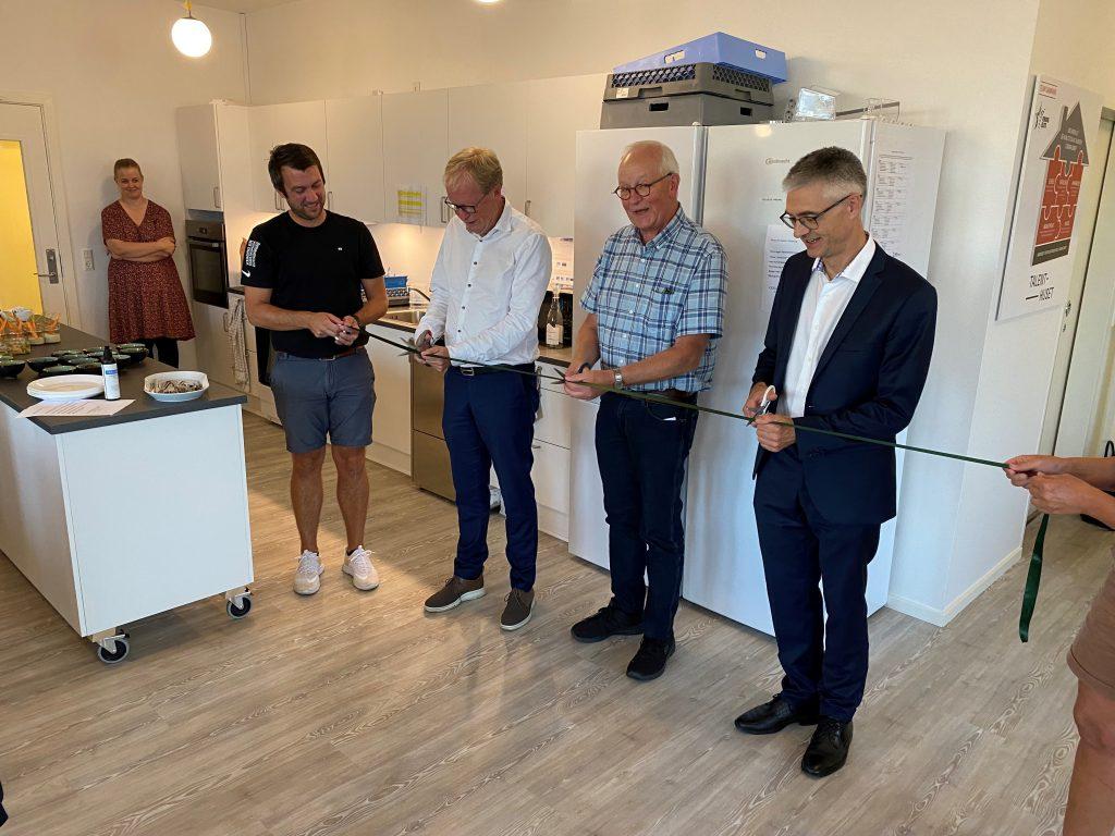 COLLEGE Viborg indviet