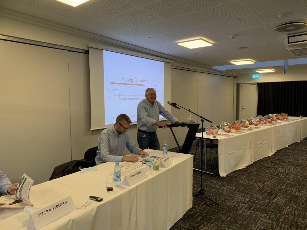 Bestyrelsens beretning 2020/2021
