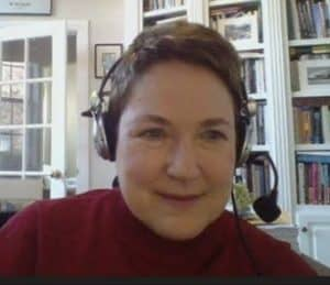Julie Ann Turner, writer, coach and Ceo