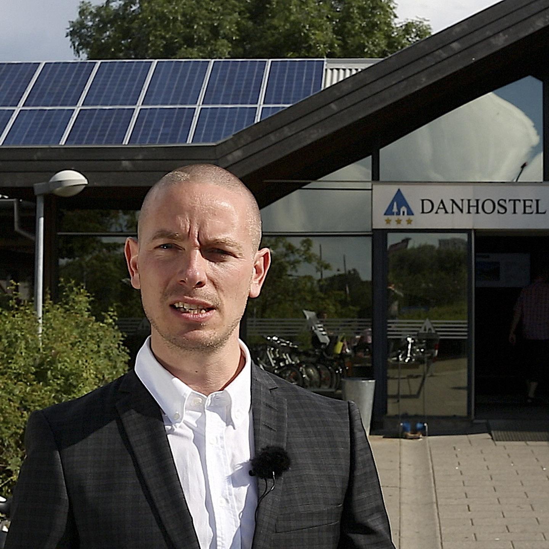 Lasse Borch – Danhostel Copenhagen Amager