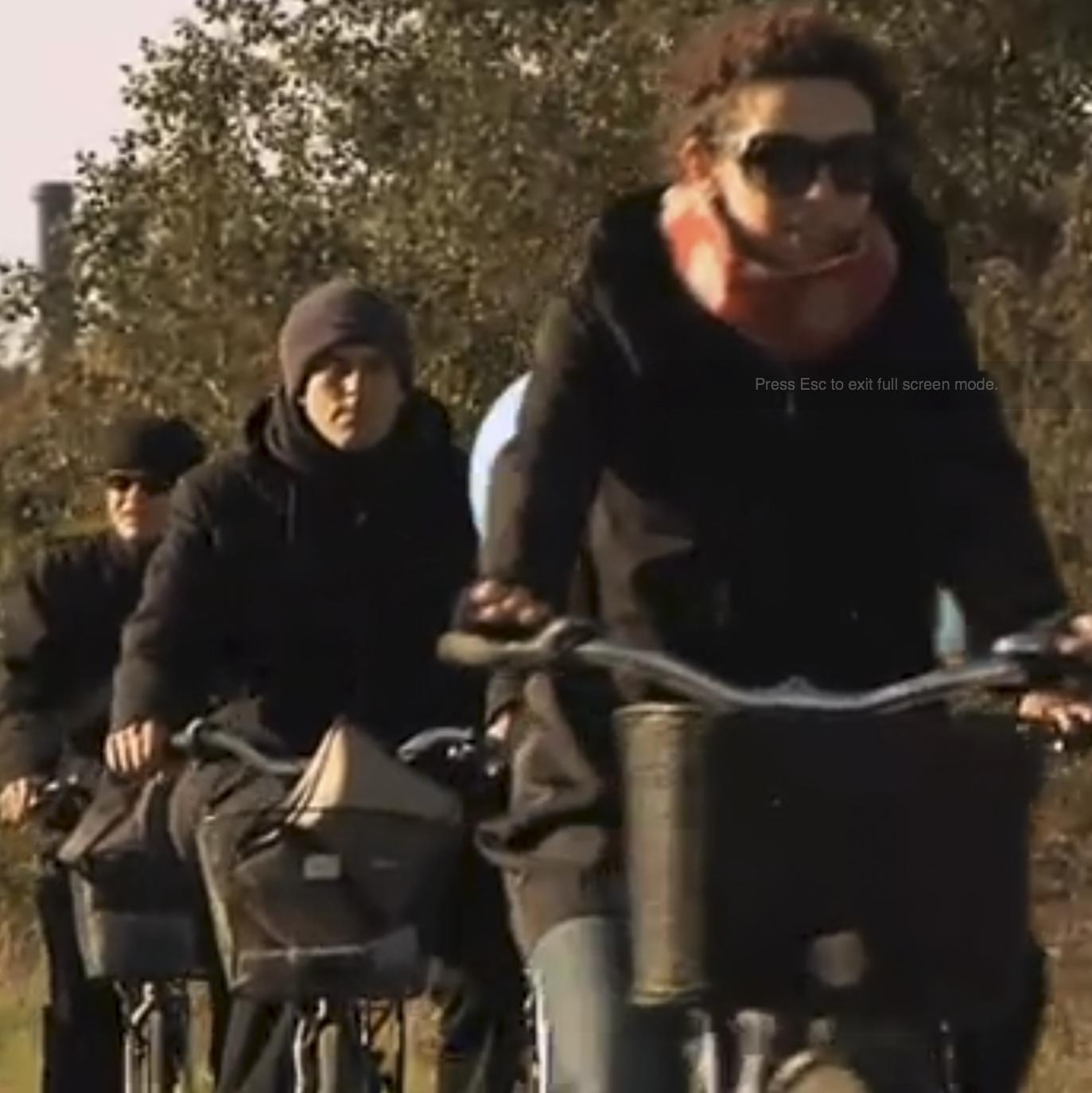 EAPS Green Bike Ride