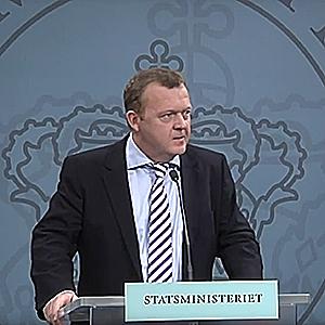 Statsministerens ugentlige pressemøde