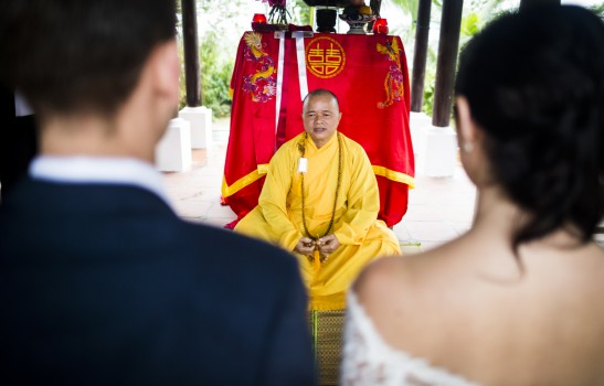 Traditional Buddhist Blessing | Hoi An, Vietnam