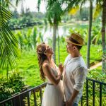 Hoi An Wedding Viet nam beautiful couple photo