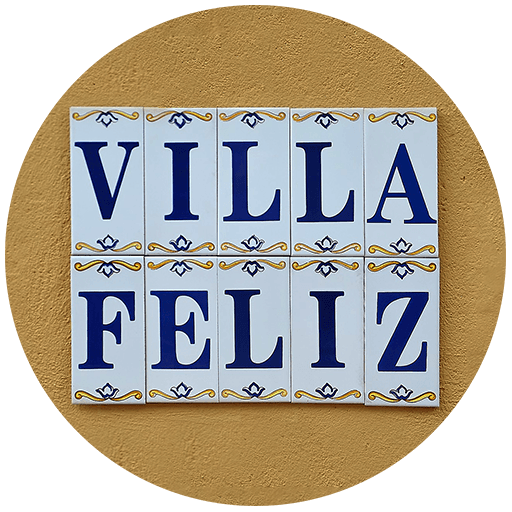 Villa Feliz holiday home in Spain