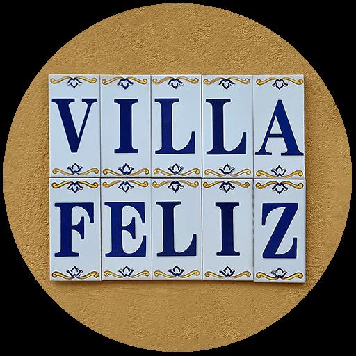 Villa Feliz holiday home in Spain