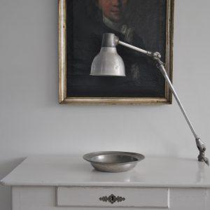Fransk skrivebordslampe