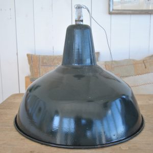 2 Flotte Franske Industrilamper