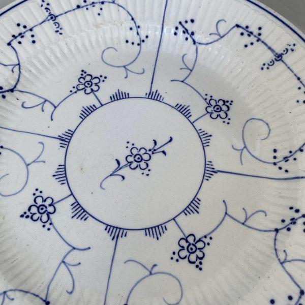 Muselmalet porcelæn fra Villa Verte
