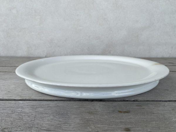 Fransk fladt lagkagefad 34 cm