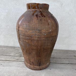 Antik Hollandsk krukke