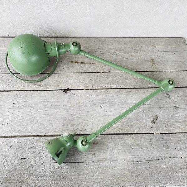 Grøn Jieldelampe