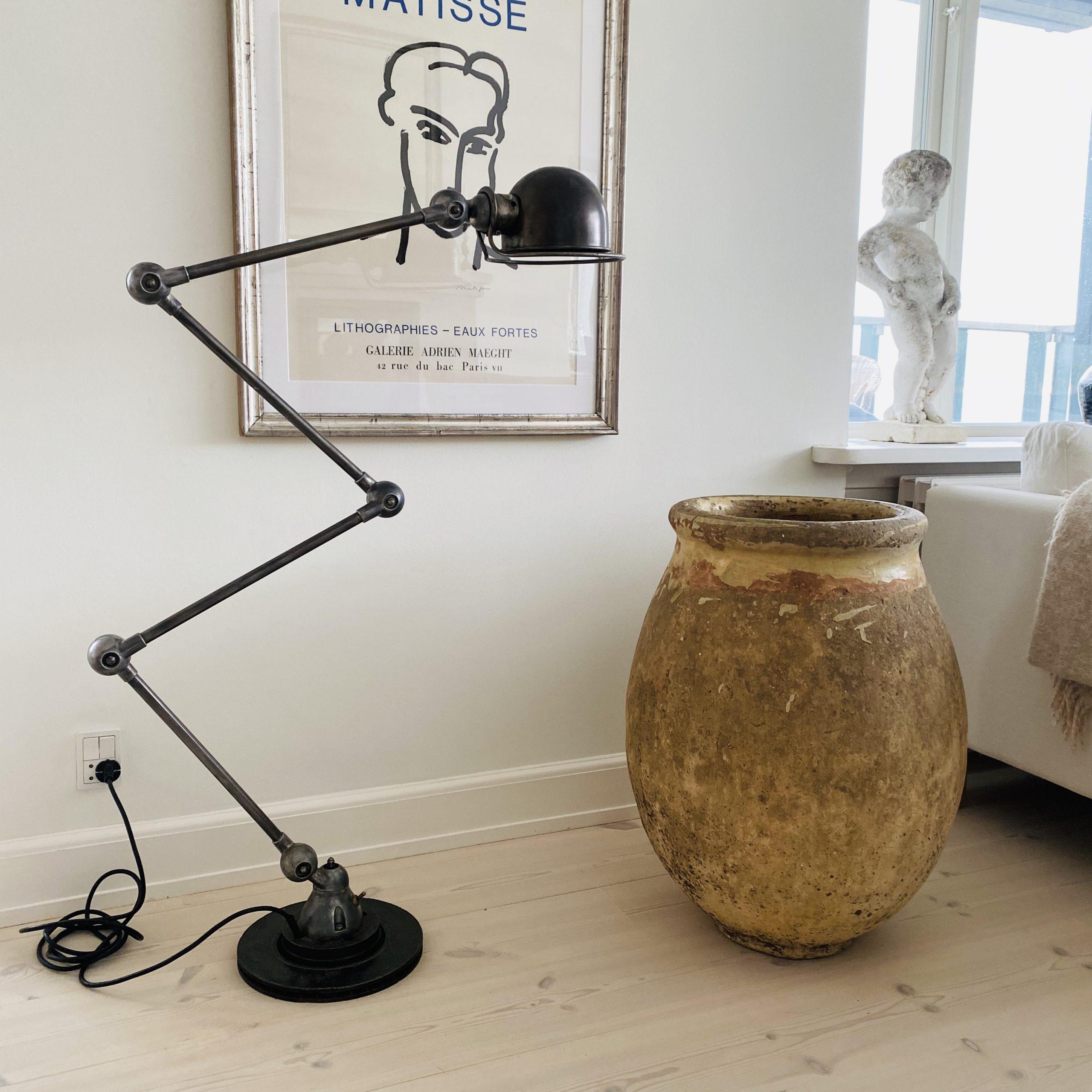 Jielde lampe fra Villaverte