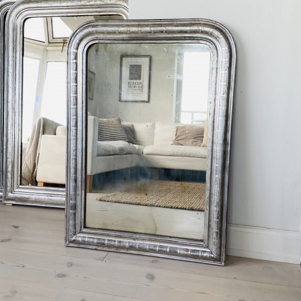 Louis Sølvspejl 88 x 63 cm