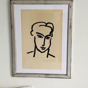 Matisse - Katia 1950