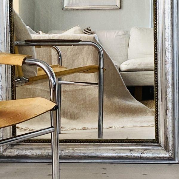 Stort Louis Philippe spejl 140 x 87 cm