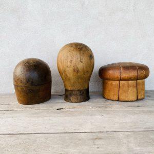 Franske hattehoveder