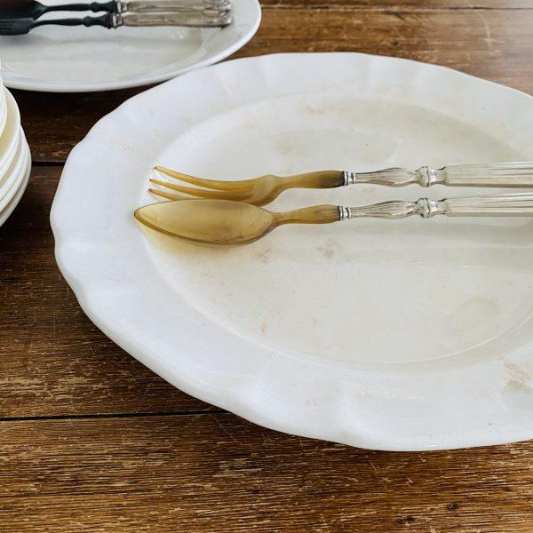 Gammelt porcelæn fra Villaverte