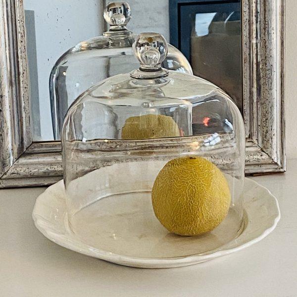 Gammelt vintageglas fra Villaverte