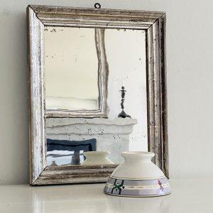 Sølvspejl fra Villaverte