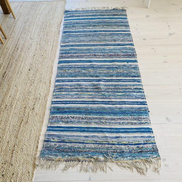Gamle svenske kludetæpper fra Villaverte