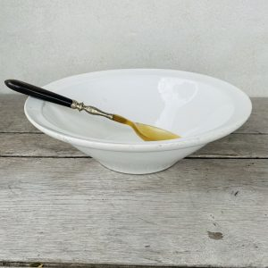 Hvidt porcelæn fra villaverte