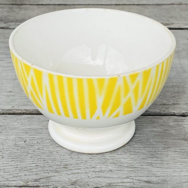 Gammel fransk porcelæn fra Villaverte