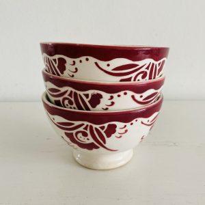 Gammelt porcelæn fra Villalverte