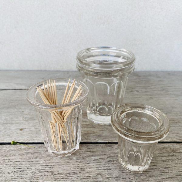 Gammelt glas fra Villaverte