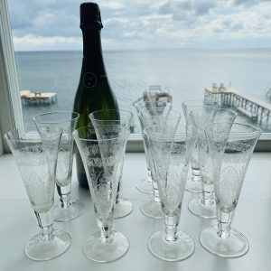 Gamle glas fra Villalverte