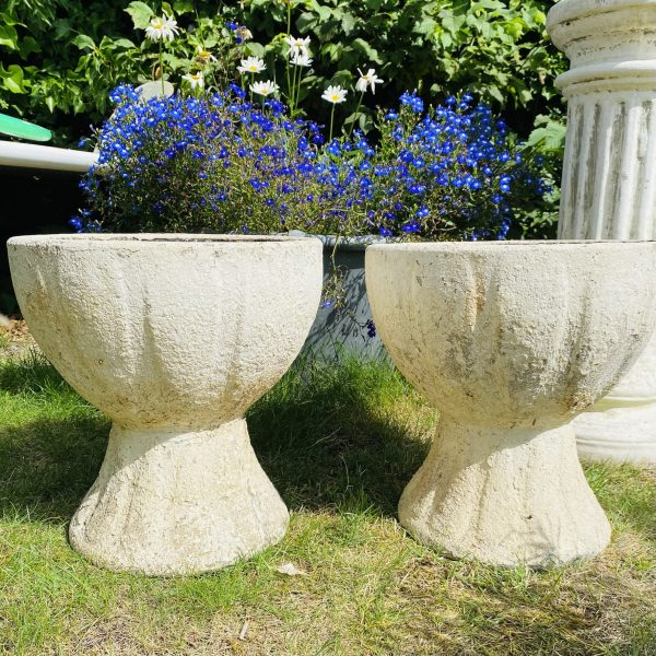 Gamle frnske havekrukker fra Villaverte