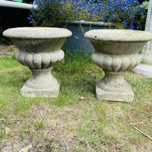 Gamle franske havekrukker