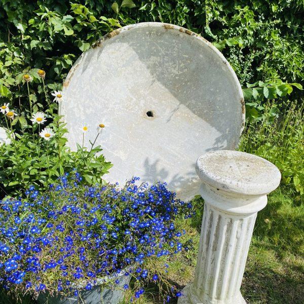 Gamle franske havekrukker fra Villaverte