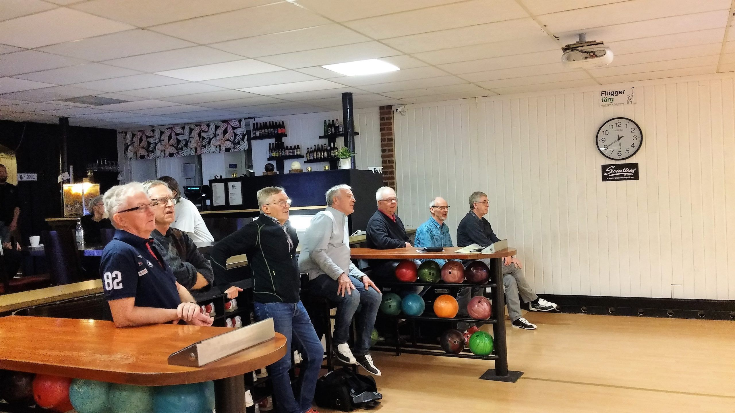 bowling 25 jan 1