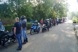 24e Motortreffen Visvliet. @ Bartoleshuys