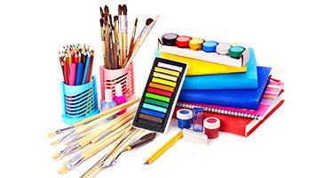 Goede Tekenen en schilderen Kerkplein 6 | VISVLIET.COM QH-09