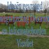 Verslag: Ideeën gevraagd over Bewegwijzering Droomtocht en Informatieborden Visvliet