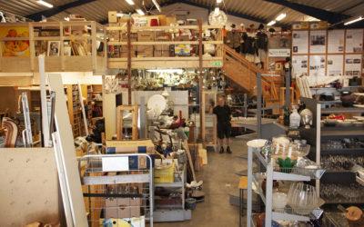 Lions Loppis bygger om  – mer plats för kunder och medarbetare