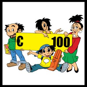 Sponsoring 100
