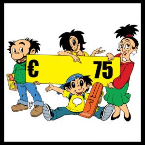 Sponsoring 75